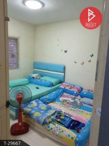 For SaleCondoSamrong, Samut Prakan : Urgent sale, generosity apartment, new city, Bang Phli 4, Samut Prakan