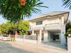 """For SaleHouseNawamin, Ramindra : ‼ 3 bedroom, 3 bathroom detached house for sale, """"Neighbor Home"""" village, Sukhaphiban 5, renovated whole house Ready to move in"""
