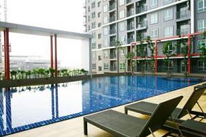 For SaleCondoBang Sue, Wong Sawang : Condo for sale Rich Park 2 @ Taopoon Interchange.
