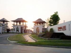For SaleHouseChiang Mai : H260JP sell quality houses, Siwalee Choeng Doi, Sirin Lake project