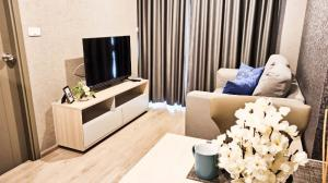 For SaleCondoBangna, Lasalle, Bearing : For rent / Sale Ideo O2 - 1 Bed, size 33 sq.m., Beautiful room, fully furnished.