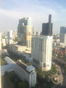 For RentCondoSiam Paragon ,Chulalongkorn,Samyan : For Rent / Rent: Triple Y Residence. 25th Floor, Mahanakorn View (Chula: Samyan Mitrtown) Contact 097-0141999