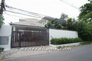 For SaleHouseLadprao 48, Chokchai 4, Ladprao 71 : House for sale 95 sq m, good location, 50 m away from Soi Satriwitthaya 2, beautiful decoration, 9 bedrooms, near the expressway. Central East Ville