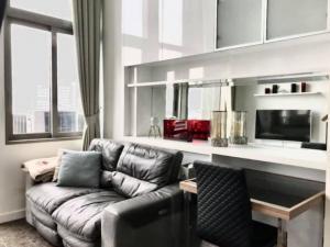 For RentCondoSukhumvit, Asoke, Thonglor : Ideo Morph 38 Condominium 1-bedroom duplex at Ideo Morph 38 43 sqm., 6th floor,
