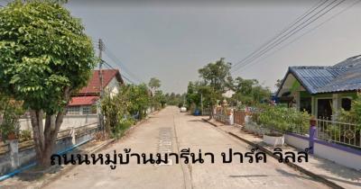 For SaleLandSaraburi : ขายที่ดินจัดสรร 116 ตารางวา โครงการมารีน่า ปาร์ค วิลล์ คุ้งกระถิน – ราชบุรี  Ref. A01200904_1