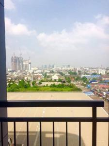 For RentCondoSamrong, Samut Prakan : Condo for rent Ideo Sukhumvit 115 14th floor AOL-2103003547