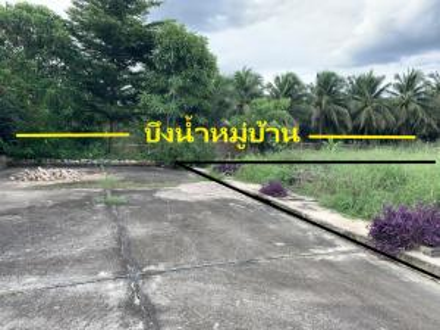 For SaleLandRatchaburi : ขายที่ดินจัดสรร 160 ตารางวา โครงการมารีน่า ปาร์ค วิลล์ คุ้งกระถิน – ราชบุรี  Ref. A01200904_4