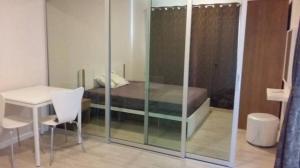 For SaleCondoPattaya, Bangsaen, Chonburi : E473 Sale Plum Condo Laem Chabang Sriracha 28 sqm 1 bedroom near Makro Laem Chabang.