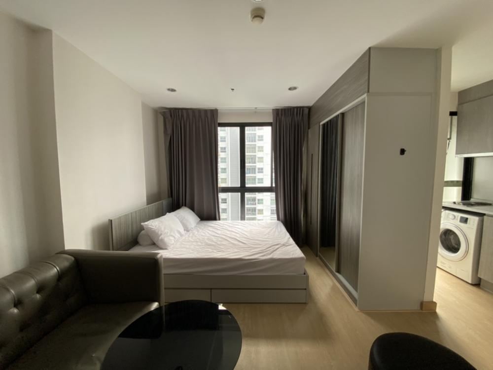 ขายคอนโดท่าพระ ตลาดพลู : ขายด่วน! คอนโด Ideo สาธรท่าพระ ห่างBTS ไม่ถึง 350 เมตร  ชั้น 16  ห้อง 22 ตรม วิว ถนน ส่วนกลางดีงาม!!