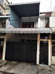 For SaleTownhouseSathorn, Narathiwat : ขายและให้เช่าทาวน์เฮ้าส์ 2 ชั้น ซอยนราธิวาส 6 ใกล้ BTS ช่องนนทรี 500 เมตร