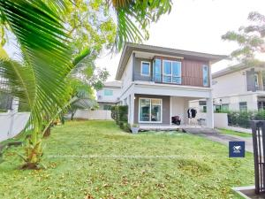 For SaleHouseRathburana, Suksawat : Prueklada Prachauthit 90 private zone, corner plot, wide garden area, very beautiful condition, both outside and outside - AliExpress with partially furnished, only 6.19 million
