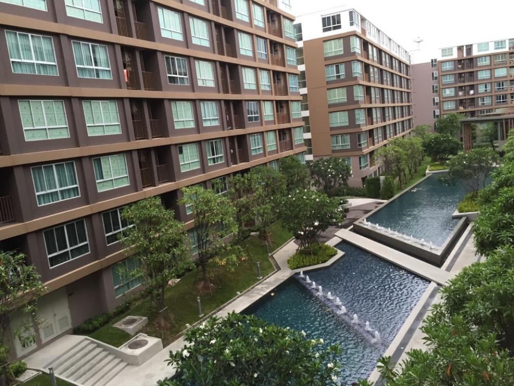For RentCondoPhuket, Patong : Sell or rent dcondo greek phuket Kathu location (next to dcondo kathu) beautiful room, pool view, 4th floor, Building B, urgent!