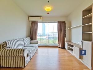 For SaleCondoRathburana, Suksawat : CHAPTER ONE RATBURANA 33 Condo Chapter One Ratburana 33 Building C, 7th floor, river view + Rama 9 Bridge, 2 bedrooms, new rooms, only 4.5 million grips.