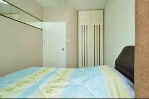 For RentCondoRatchadapisek, Huaikwang, Suttisan : For rent: Pano Ville Ratchada 19 corner room, city view.