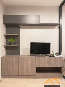 For RentCondoThaphra, Wutthakat : For rent Ideo Thaphra Interchange - Studio, size 28 sq.m., Beautiful room.