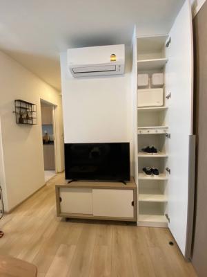 For SaleCondoOnnut, Udomsuk : ขายห้องหลุดจอง แชมเบอร์ส อ่อนนุช 1 ห้องนอน 3.28 ล้าน ฟรีโอน ติดต่อชมห้อง 081-2464491