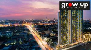 For RentCondoSamrong, Samut Prakan : GPR10094 cheap rent ⚡️Notting Hill Sukhumvit-Praksa 💰 cheap rental 8,900 bath Hot price