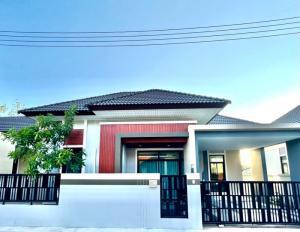 For SaleHouseHatyai Songkhla : Single house in Hat Yai