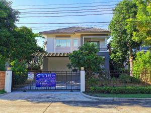 For SaleHouseRathburana, Suksawat : The Grand Wongwaen-Pracha Uthit, big house and very new, only 6.4 million