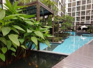 For SaleCondoLadprao, Central Ladprao : Condo for Sale, Condo Ideo Ladprao 17, Wide room with nice view, Near MRT Ladprao station