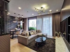 ขายคอนโดพระราม 9 เพชรบุรีตัดใหม่ : For Sale Kalm Penthouse (113.22 sqm.)