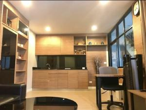 For RentHome OfficeBangna, Lasalle, Bearing : New home office, Plex Bangna project, prime location on Bangna-Trad Road Km 5, 4 bedrooms, 4 bathrooms, suitable for living and as an office.  Located on a location with high potential.