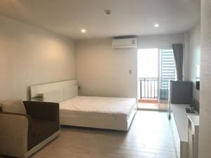 ขายคอนโดอ่อนนุช อุดมสุข : ขายคอนโด Regent Home 14 ใกล้ BTS บางจาก ห้องสตู พร้อมเฟอร์ครบ ราคา 1.49 ล้าน  (S1974)