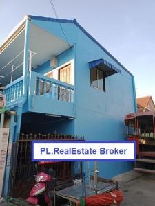 For SaleBusinesses for saleLadkrabang, Suwannaphum Airport : BS660 2-storey dormitory for sale, 10 rooms, Soi Chalerm Prakiat Rama 9, full tenants near Suan Luang