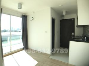 For SaleCondoRatchadapisek, Huaikwang, Suttisan : Sell at a loss !! Chateau in Town Ratchada 19 Condo, near MRT Ratchada, 32 sq m., 8th floor, corner room, price is much lower than the market. Buy for immediate profit.