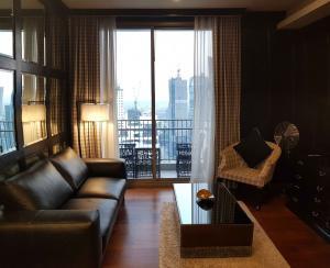 For RentCondoSukhumvit, Asoke, Thonglor : For rent >>> Quattro by Sansiri 2 bed High floor.