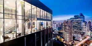 ขายคอนโดสาทร นราธิวาส : 🔥🔥For SALE 📍 Knightsbridge Prime Sathorn🔥🔥 Duplex 6.19 MB