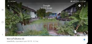 For SaleLandPinklao, Charansanitwong : Land for sale 56 sq m in Soi Charan 35