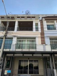 เช่าทาวน์เฮ้าส์/ทาวน์โฮมเอกชัย บางบอน : ให้เช่าทาวน์เฮ้าส์  20 ตร.ว. 3 ชั้น  3 ห้องนอน 3 ห้องน้ำ หมู่บ้านบ้านกลางเมือง สาทร-ตากสิน 1- ER-210062