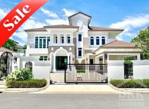 For SaleHousePinklao, Charansanitwong : Sell !! Luxurious mansion LADAWAN (LADAWAN) Ratchaphruek-Pinklao, prime location (new house, never lived in) is the top brand village of Land & House