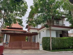 For SaleHouseHua Hin, Prachuap Khiri Khan, Pran Buri : House for sale, Boathouse, Hua Hin, fully furnished, 3 storey detached house