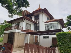 For SaleHouseHua Hin, Prachuap Khiri Khan, Pran Buri : House for sale, Boathouse Hua Hin, fully furnished, 4 storey detached house