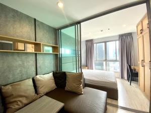 เช่าคอนโดบางซื่อ วงศ์สว่าง เตาปูน : ขายเช่าคอนโด Ideo mobi bangsue MRTเตาปูนเพียง300เมตร 1ห้องนอน ชั้นสูง ห้องแต่งสวย