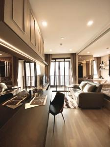 For RentCondoSukhumvit, Asoke, Thonglor : 🎉 Ready to move in immediately Ashton Asoke 1 bedroom 34 sq m, 26th floor, furniture and appliances. New room !! 🎉