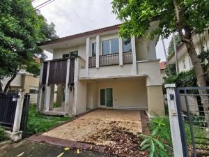 For SaleHouseNawamin, Ramindra : 2 storey detached house for sale, Centro Watcharapol (sell as is)