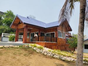 ขายบ้านลพบุรี : บ้านที่ดินเชิงเขา บรรยากาศดีมาก