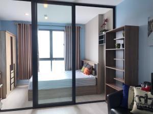 เช่าคอนโดบางซื่อ วงศ์สว่าง เตาปูน : ให้เช่า Ideo Mobi Wongsawang studio 25 ตรม. เพียง 9,000 บาท ต่อเดือน สัญญา 1 ปี