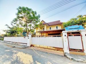 ขายบ้านบางใหญ่ บางบัวทอง ไทรน้อย : ขายบ้านเดี่ยว 2 ชั้น 148 วา หมู่บ้านอิมเมจ บางบัวทอง (ลภาวัน 2)