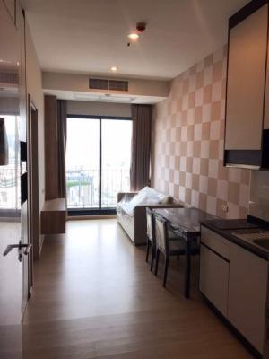 For RentCondoRama9, RCA, Petchaburi : เช่าด่วน 15,000 บ. The Capital เอกมัย-ทองหล่อU Urgent rent 15,000 B. The Capital Eakamai-Thonglor, new room