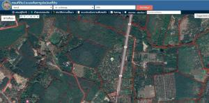 For SaleLandChanthaburi : Land for sale in durian plantation, Chanthaburi Province, Khao Khitchakut District, Sakthai Subdistrict
