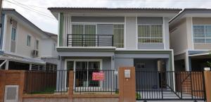For SaleHousePhuket, Patong : Twin house for sale The Plant Pruksa View Kathu Phuket Project