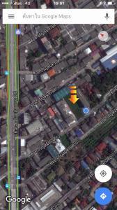 For SaleLandPinklao, Charansanitwong : Land reclamation Charansanitwong 52, next to 2 roads, BTS Sirindhorn