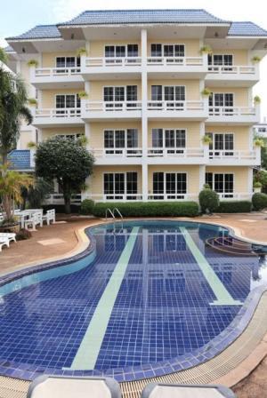 For SaleBusinesses for salePattaya, Bangsaen, Chonburi : ขายโรงแรม4ชั้น ทำเลเศรษฐกิจ ใจกลางเมืองพัทยา