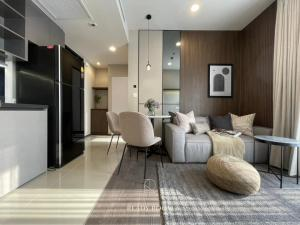 For RentCondoSukhumvit, Asoke, Thonglor : OKA HAUS Sukhumvit 36 for rent. 2 bed high floor. brand new.