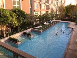 "For SaleCondoHua Hin, Prachuap Khiri Khan, Pran Buri : Condominium ""Baan Peang Ploen"" 6th flr."