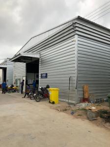 For RentWarehousePattaya, Bangsaen, Chonburi : Warehouse for rent, next to Pinthong Industrial Estate, Sriracha, Chonburi